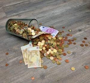 kaip sutaupyti pinigų